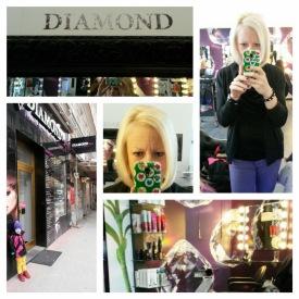 Esmeraldaa testet Friseur Diamond Style